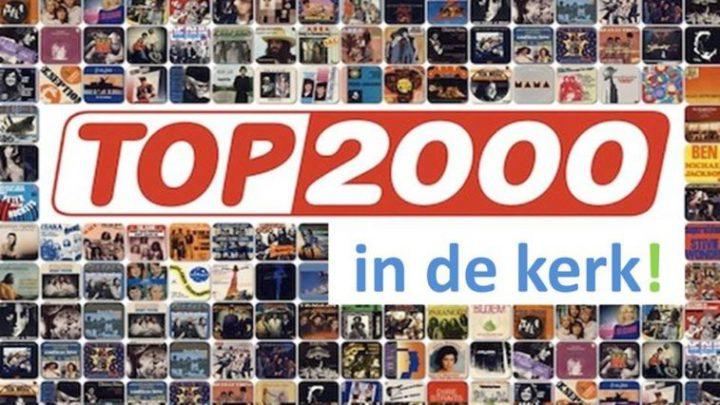 Vijfde editie Top2000-kerkdienst 'Can you feel the love tonight?'