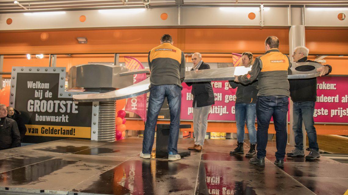 Grootste bouwmarkt van Gelderland is geopend