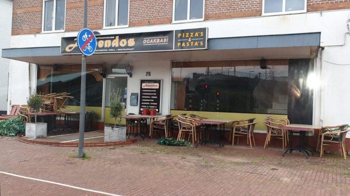 Deuren van restaurant Aspendo's definitief gesloten