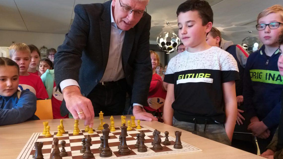 36e editie van het Westervoortse SchoolSchaaktoernooi!
