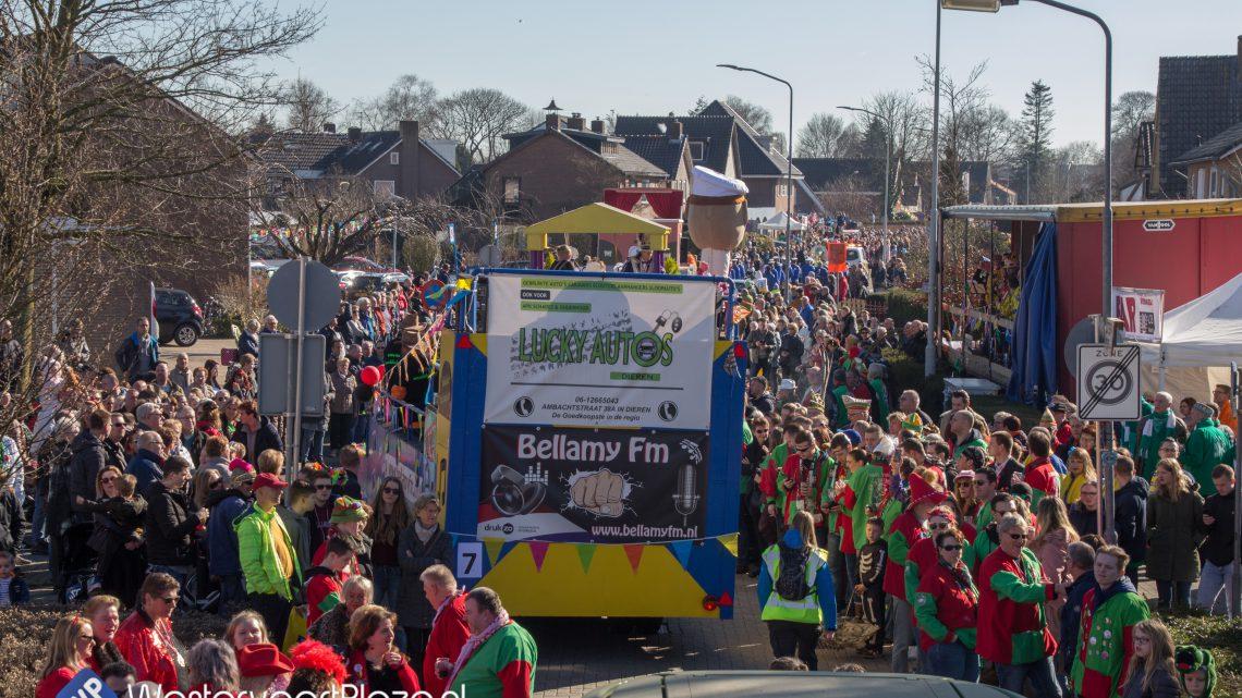 65e carnavalsoptocht trekt door Doldorp!