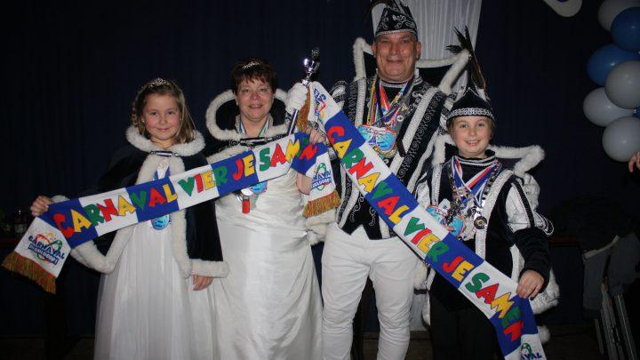 Westervoort viert samen carnaval ondanks Dennis!