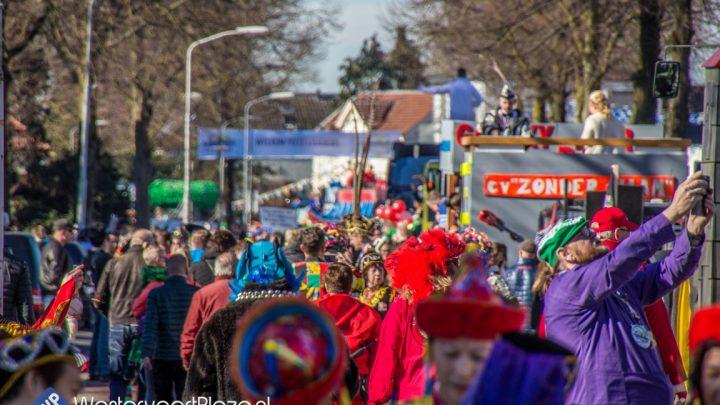 Westervoortse carnavalsoptocht afgelast vanwege storm Dennis