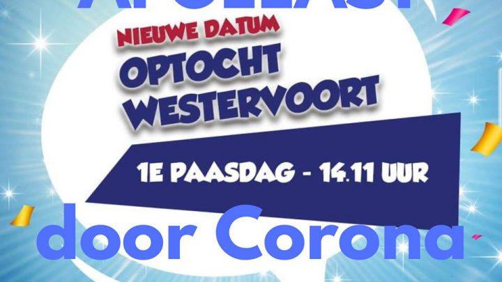Carnavalsoptocht in Westervoort definitief afgelast