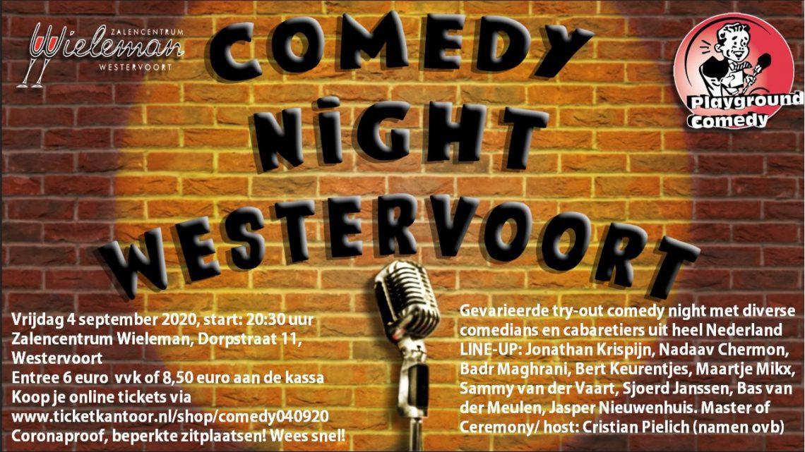 Comedy Night Westervoort