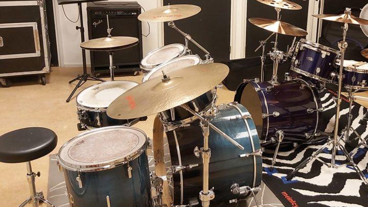 Drumschool Valentijn heeft zijn deuren geopend in Westervoort