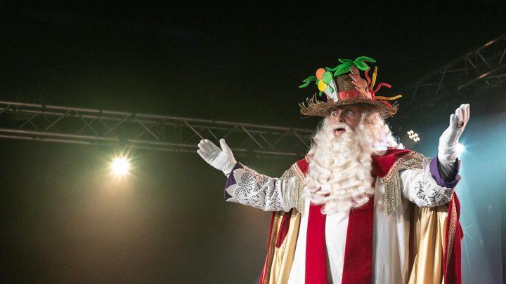 De Grote Sinterklaasshow 2020 is geannuleerd