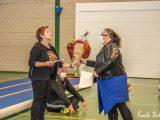Hermie Bergervoet neemt afscheid als trainster bij ALDO