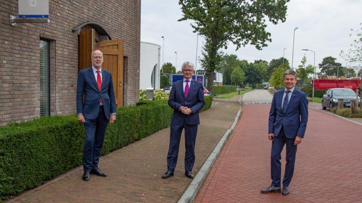 Commissaris van de Koning brengt bezoek aan gemeenten Duiven en Westervoort