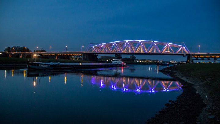 Nederland kleurt van 19 t/m 24 oktober VN-blauw