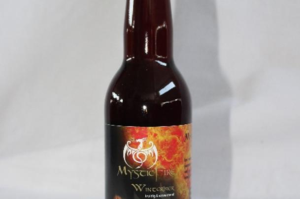 Een echt Westervoorts pilsje, Mystic Fire Winterbier
