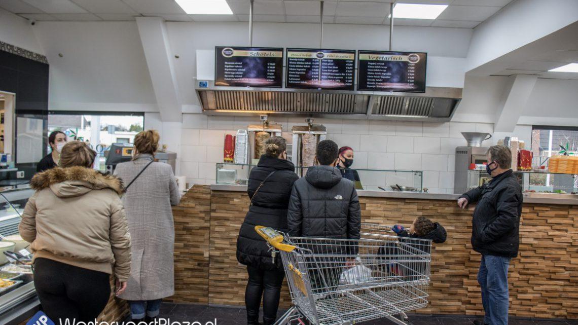 Yauno delicatessen is weer geopend na plofkraak !