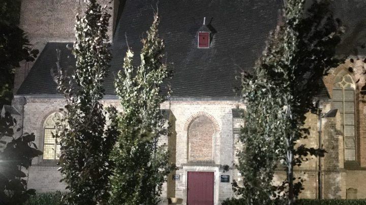 Digitaal Kerstfeest in de Werenfriedkerk van Westervoort.