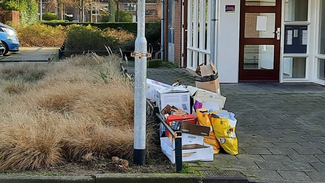 Oud papier mag op 19 januari aan de weg geplaatst worden
