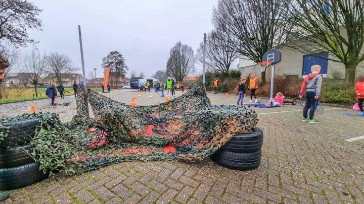 Ruim 70 kinderen mochten weer deelnemen aan activiteit Beweegteam Westervoort.