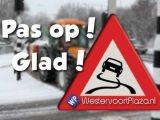 Weeralarm KNMI: code rood voor bijna heel Nederland vanwege gladheid