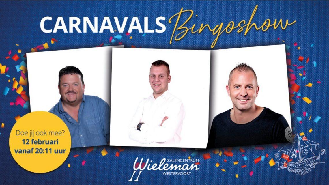 Carnavals Bingo Show in Doldorp