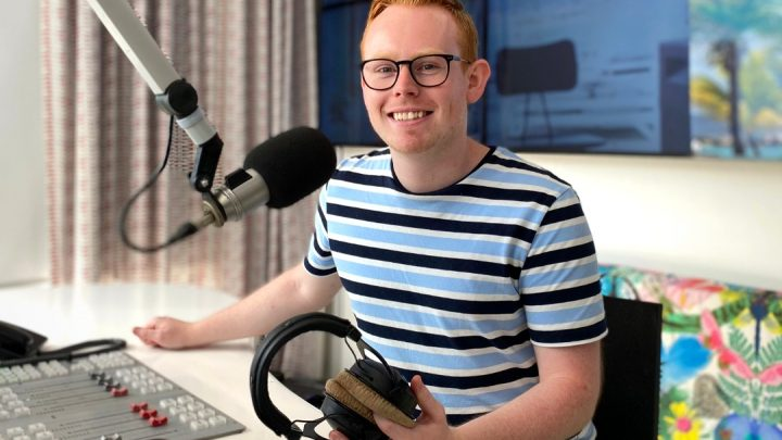 Michiel Zwartepoorte nieuw op Dolfijn FM! in Curaçao