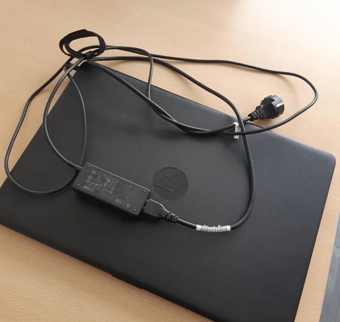 Gestolen laptop terug bij eigenaar