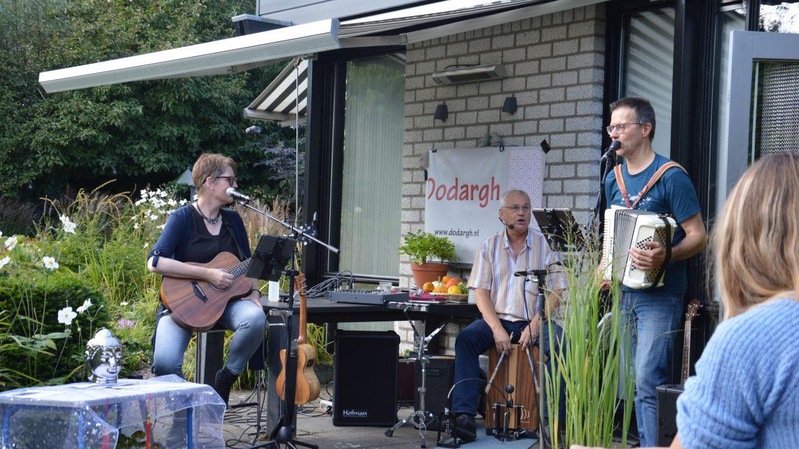 Succesvolle derde editie van Muziek in de tuin
