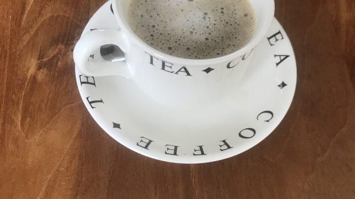 Koffieochtend op 12 oktober.